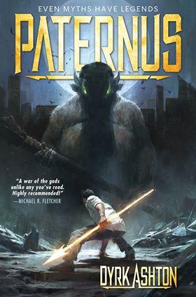 Paternus new cover