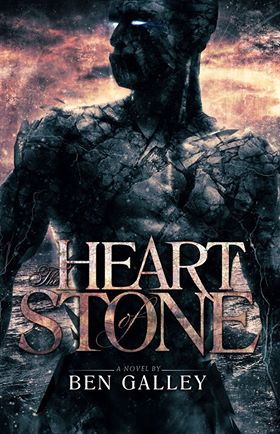 The Heart of Stone Cover