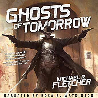 ghosts of tomorrow audible
