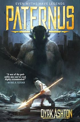 Paternus new cover